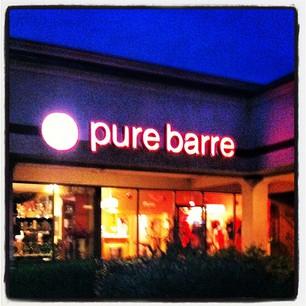 Pure Barre Charleston