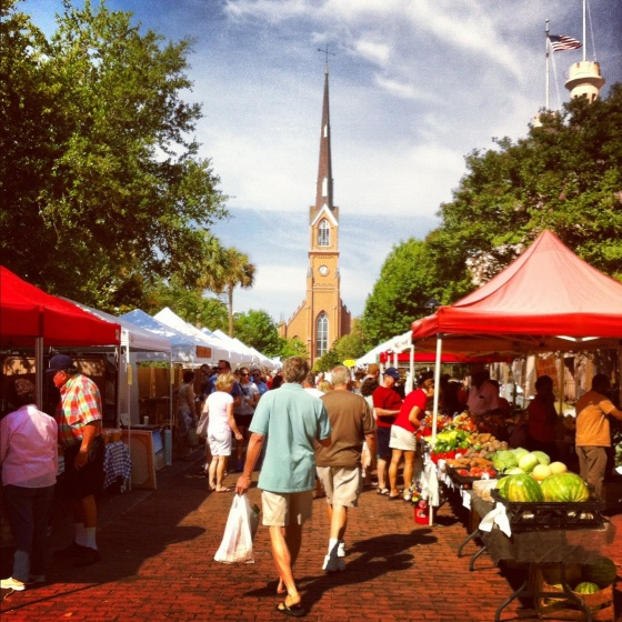 Picture of Charleston Farmers' Market
